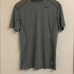 Nike Pro Combat Dri Fit- Fitted- M